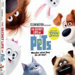 The Secret Life of Pets Home Video Release Dates Announced!