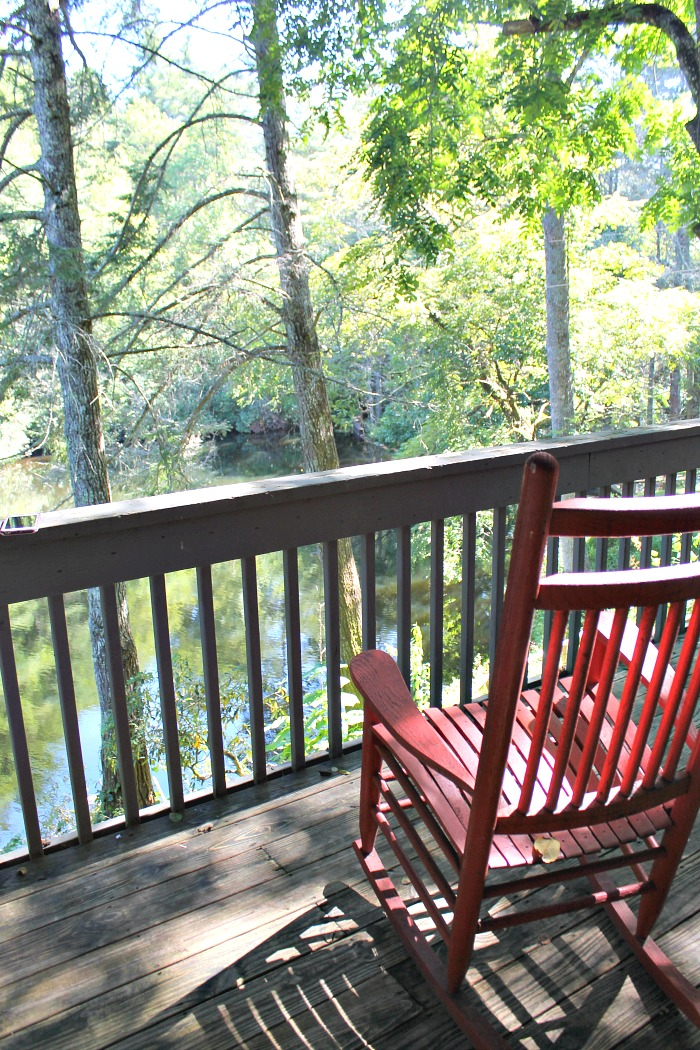 rocking-chair-outside-cabin-high-hampton-inn