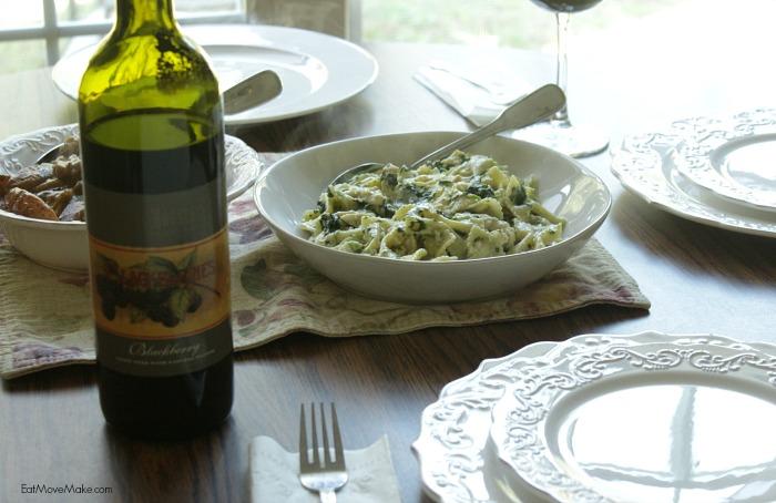 serving-dinner-family-style
