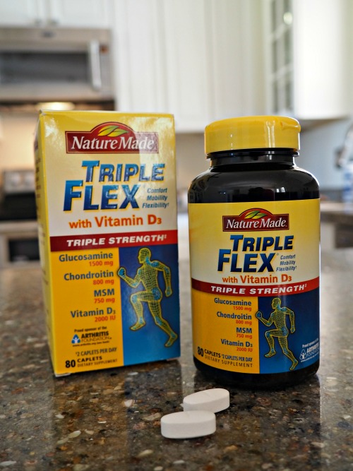 Nature Made Triple Flex joint supplement