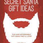 Secret Santa Gift Ideas from Family Dollar