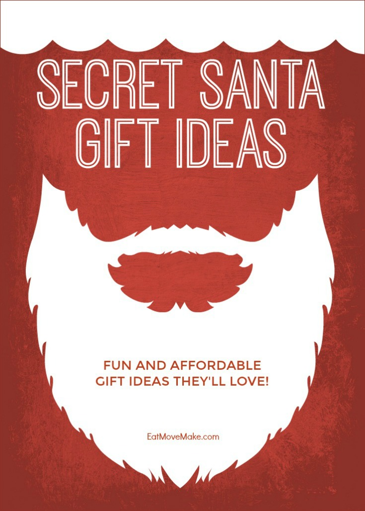 Secret santa gift ideas they 39 ll love and you can afford for Love picture ideas
