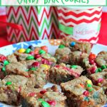 Caramel Candy Bar Cookies