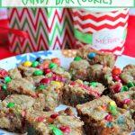 Caramel Candy Bar Cookies