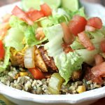 Mexi-Chicken & Lentil Rice Bowl