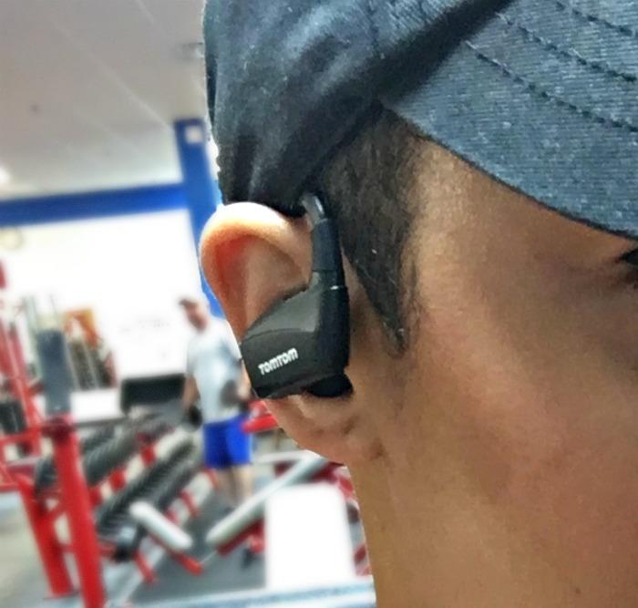 TomTom Spark 3 bluetooth headphones
