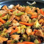 Pork Loin Stir Fry – Ready in Less than 30 Minutes!