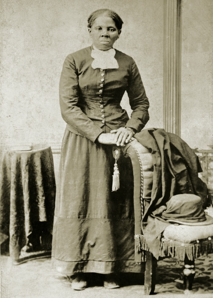 Harriet Tubman historical photo