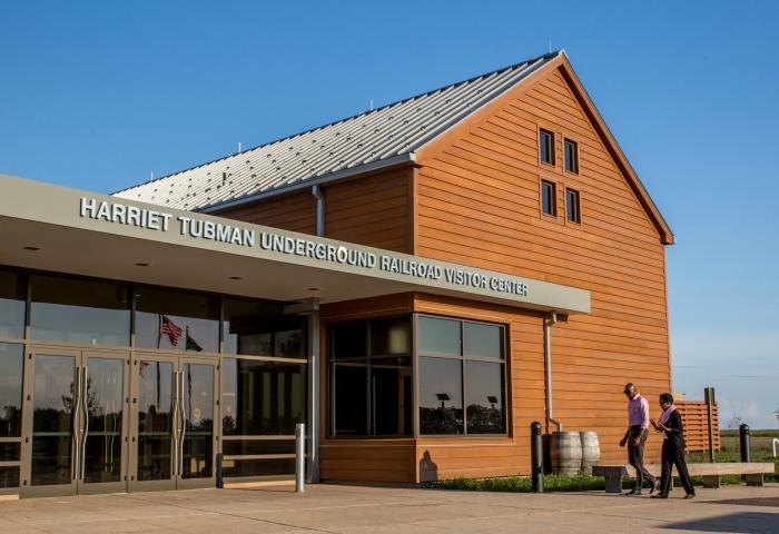 Harriet Tubman Underground Railroad Visitor Center