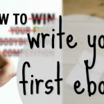 How I Wrote My First Ebook