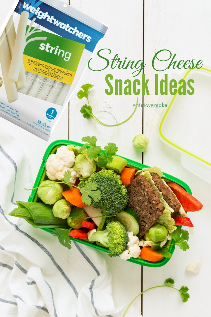 string cheese snack ideas