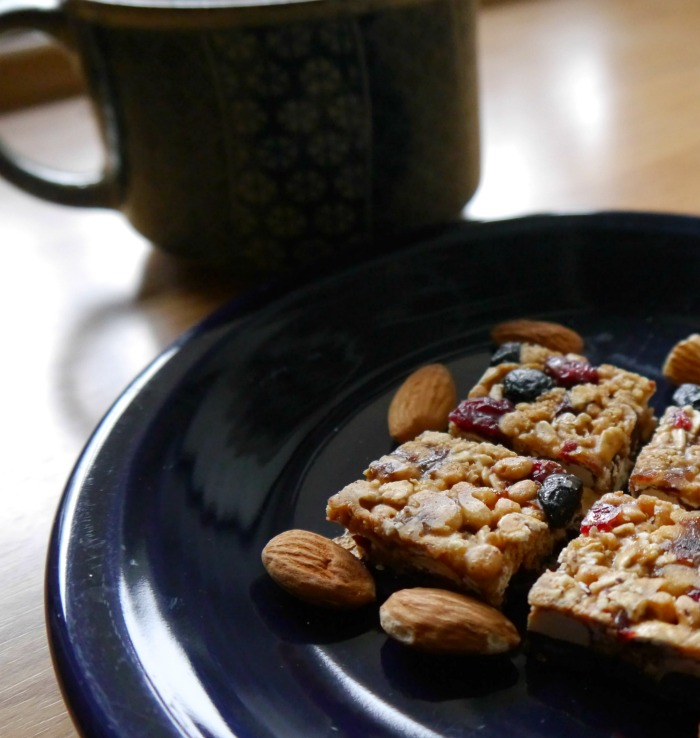 goodnessknows snack squares coffee
