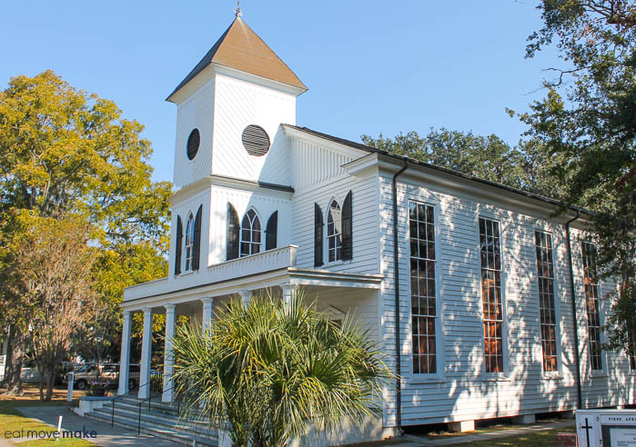 First African Baptist Church - Beaufort SC