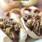 Cajun Cheesesteak Sandwich