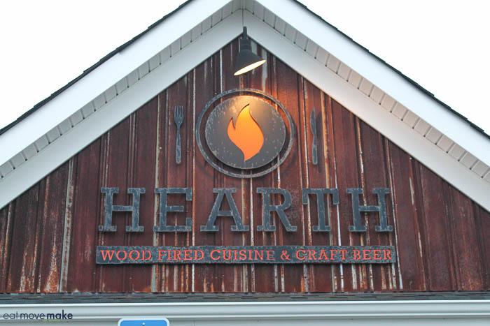 Hearth Restaurant Menu Virginia Beach