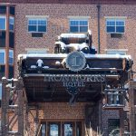 Ironworks Hotel Beloit, WI – Rustic Industrial Meets Modern Luxury