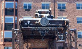 Ironworks Hotel Beloit, WI – Rustic Industrial Meets Modern Luxury