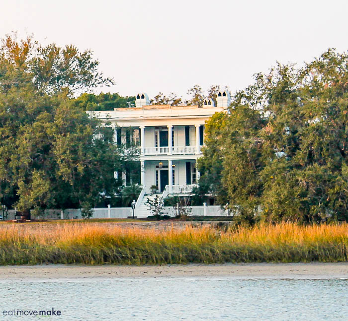 Prince of Tides house - Beaufort SC