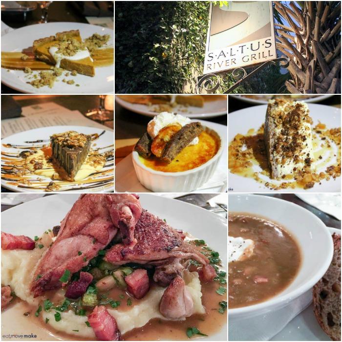 Saltus River Grill - Beaufort SC restaurants
