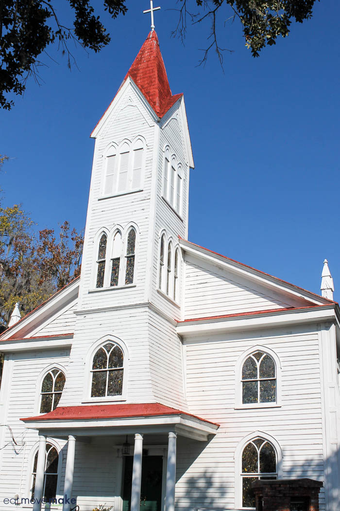 Tabernacle Baptist Church - Beaufort SC