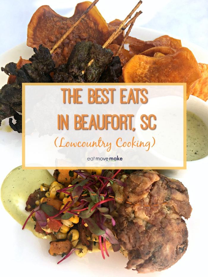restaurants in Beaufort SC