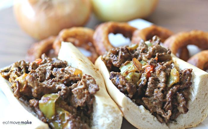 cajun cheesesteak sandwich recipe