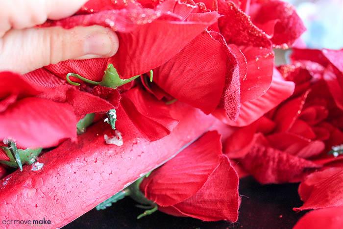 deconstructing roses