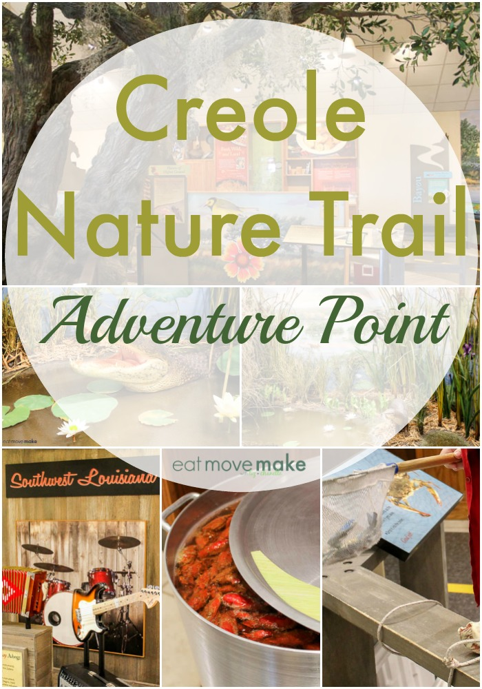 Creole Nature Trail Adventure Point
