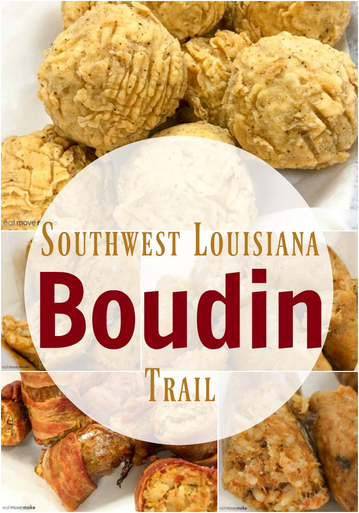 Southwest Louisiana Boudin Trail