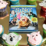 SING Cupcakes Movie Night Snack + Giveaway