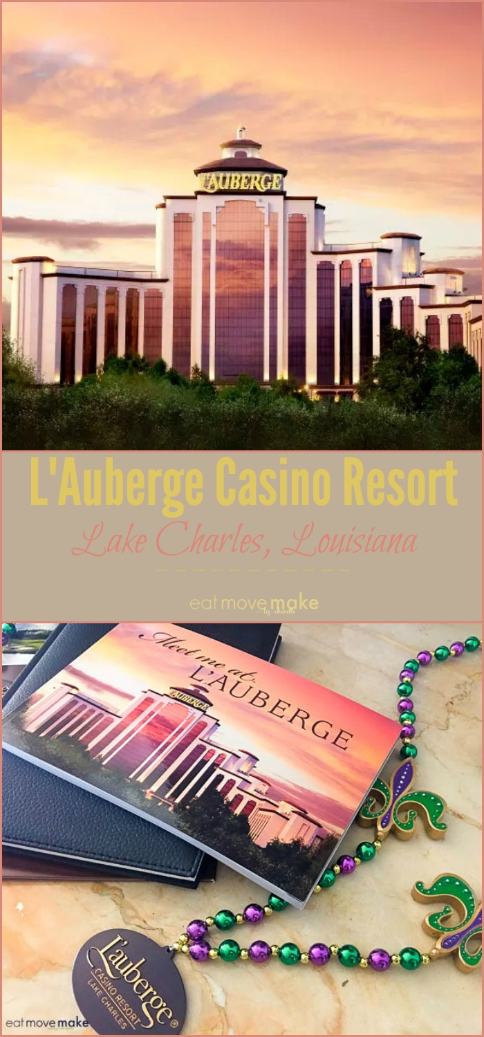 L'Auberge Casino Resort - Lake Charles, Louisiana