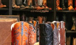 Lucchese Boot Factory Tour – El Paso, TX