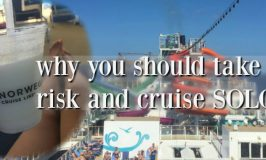 Can You Have Fun on a Cruise Alone? Why, Yes You Can!
