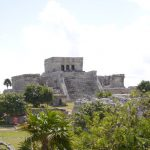 Visiting the Ruins at Tulum