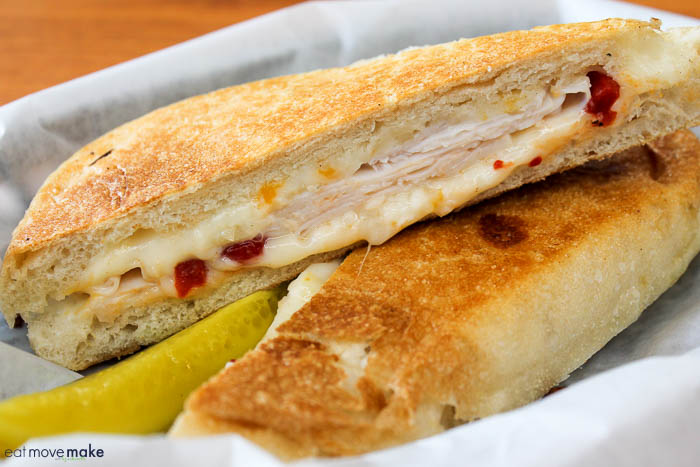 sandwich at Riverwalk Cafe - Salisbury MD