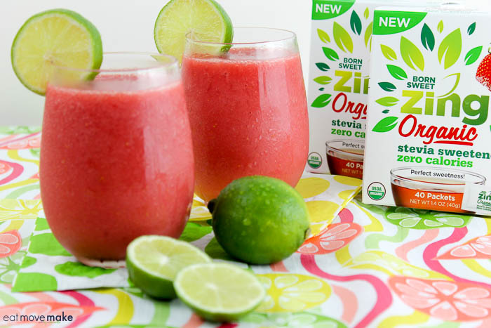 Strawberry Watermelon Lime Slush - Cool Off With this ...