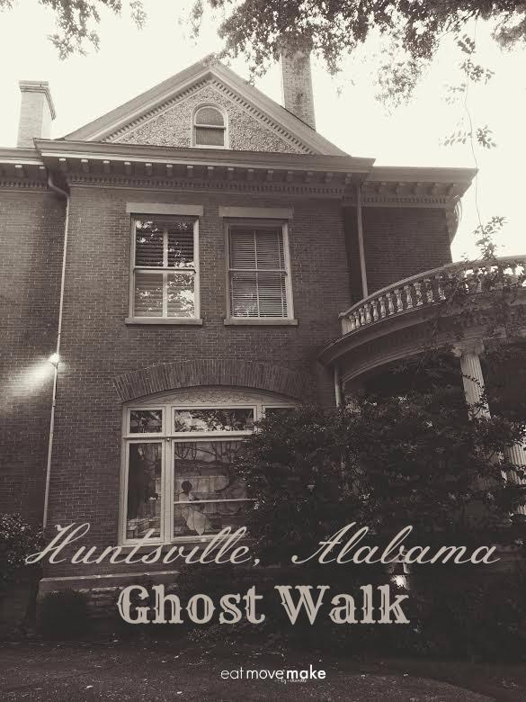 Huntsville Alabama Ghost Walk