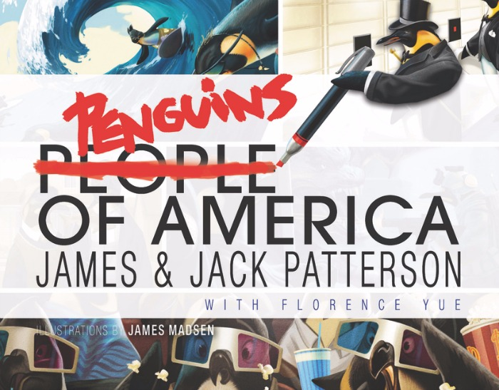 Penguins of America - James & Jack Patterson
