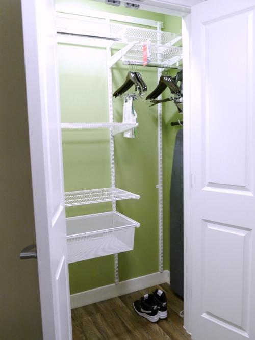 elfa closet TownePlace Suites