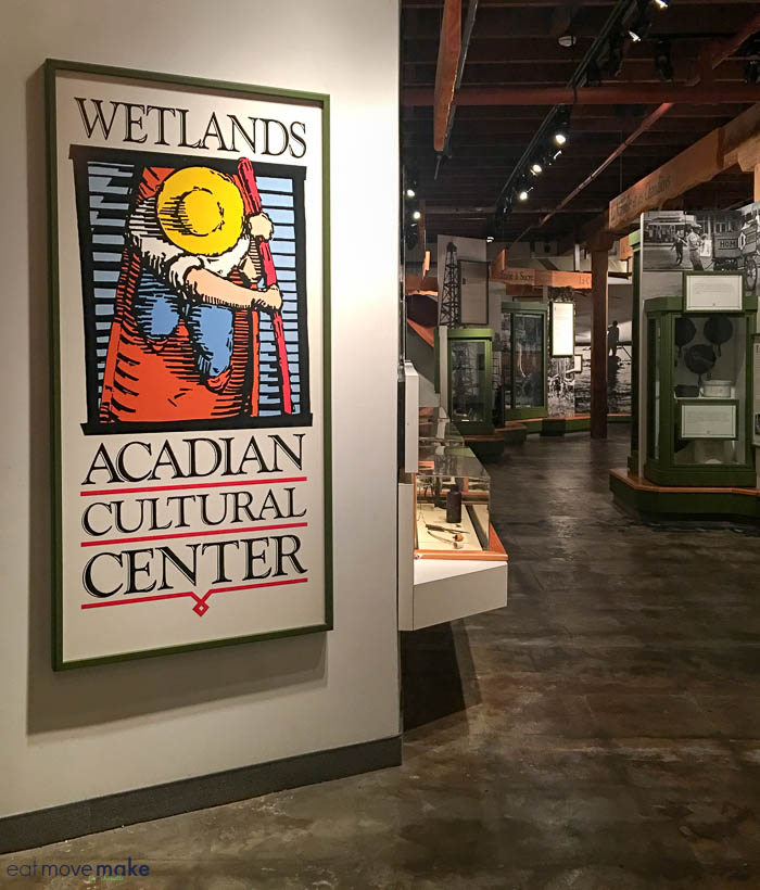 Jean Lafitte Wetlands Acadian Cultural Center