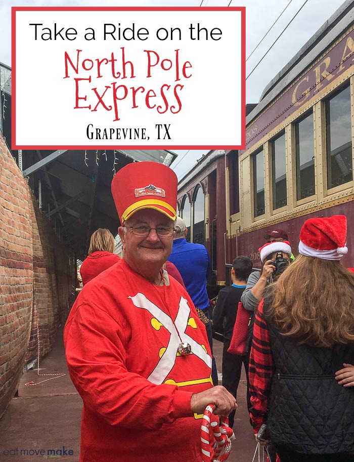 Take a magical North Pole Express train ride w/ the family on historic Grapevine Vintage Rail Cars. Meet elves, Mrs. Claus and Santa himself in a live show. It's one of the most anticipated holiday events of the year in Grapevine, TX USA, the Christmas Capital of Texas.