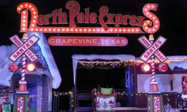 All Aboard the North Pole Express in Grapevine, TX