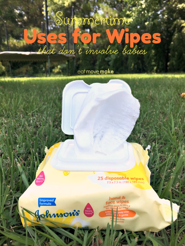 uses for baby wipes that don't involve babies