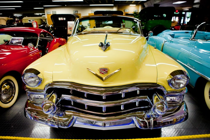 Tallahassee Automobile Museum