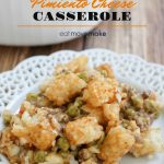 Tater Tot Pimiento Cheese Casserole