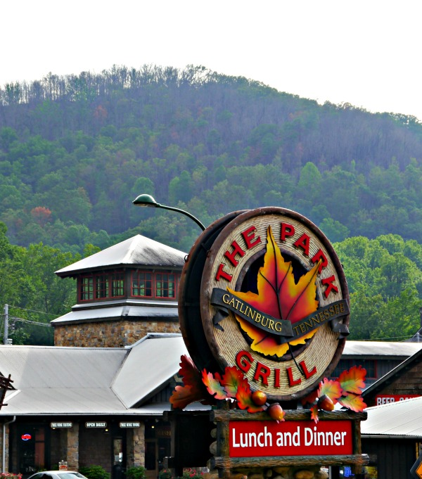 Park Grill Gatlinburg Smoky Mountains