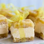 Lemon Ice Cream Sandwich Bars