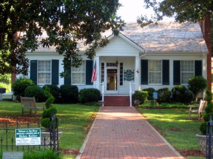 Helen Keller home