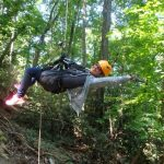 The Fastest, Steepest Most Thrilling Zipline in the US is in North Carolina