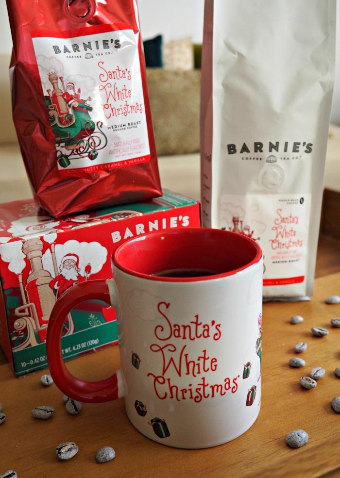 barnies santas white christmas